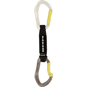DMM Alpha Sport Quickdraw 12cm Silver/Lime